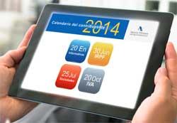 calendari fiscal 2014