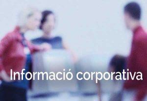 Informació corporativa
