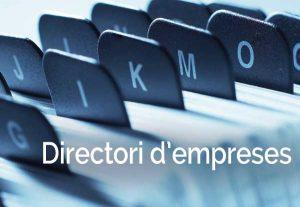 Directori d'empreses